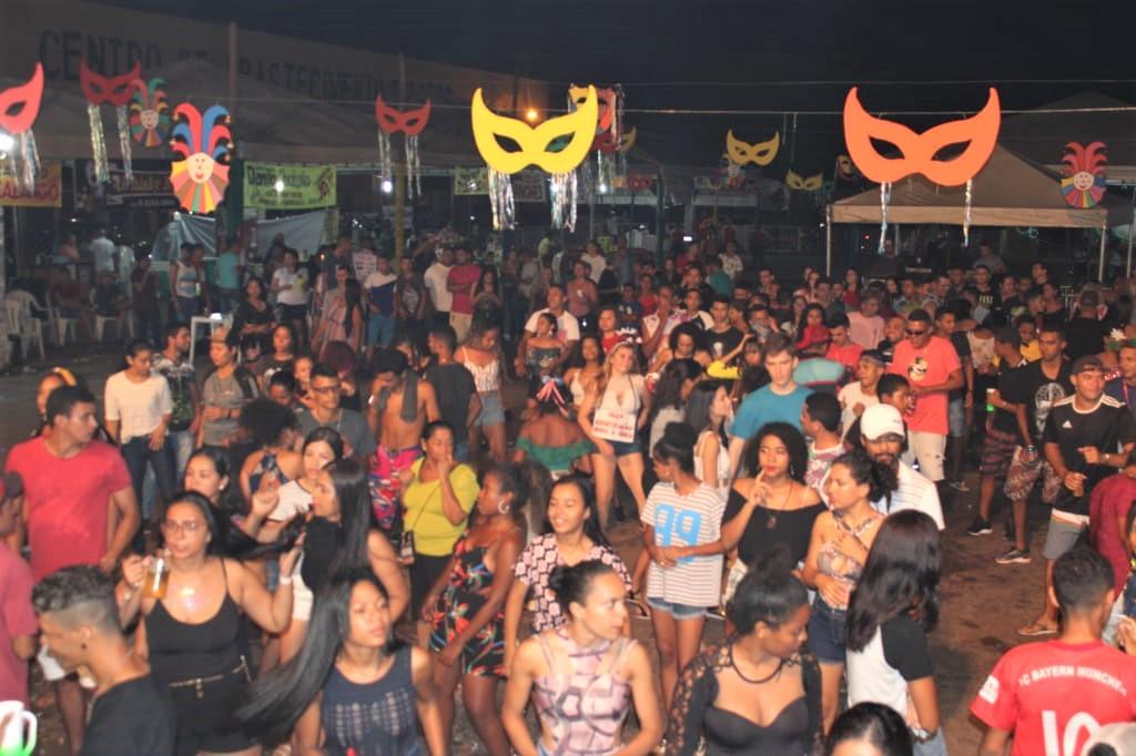 Grande público marca o encerramento do CarnaCristal 2020 em Cristalândia
