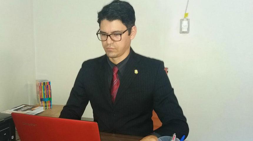 O que fazem os Delegados? Dr. Marco Aurélio Barbosa, delegado da Polícia Civil de Pau D'Arco e Arapoema explica