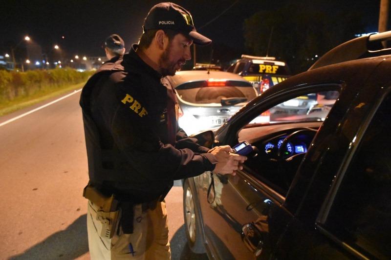 PRF alerta sobre os perigos da embriaguez ao volante