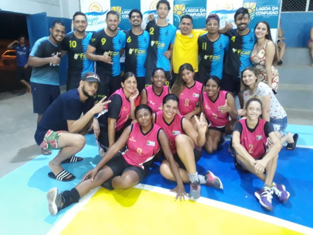 Lagoa da Confusão encerra programação de aniversário com atividades esportivas e shows
