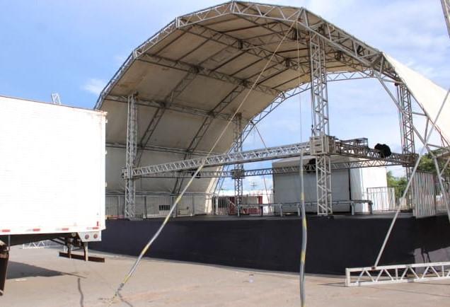 Governo de Cristalândia anuncia mega estrutura para o CarnaCristal 2020