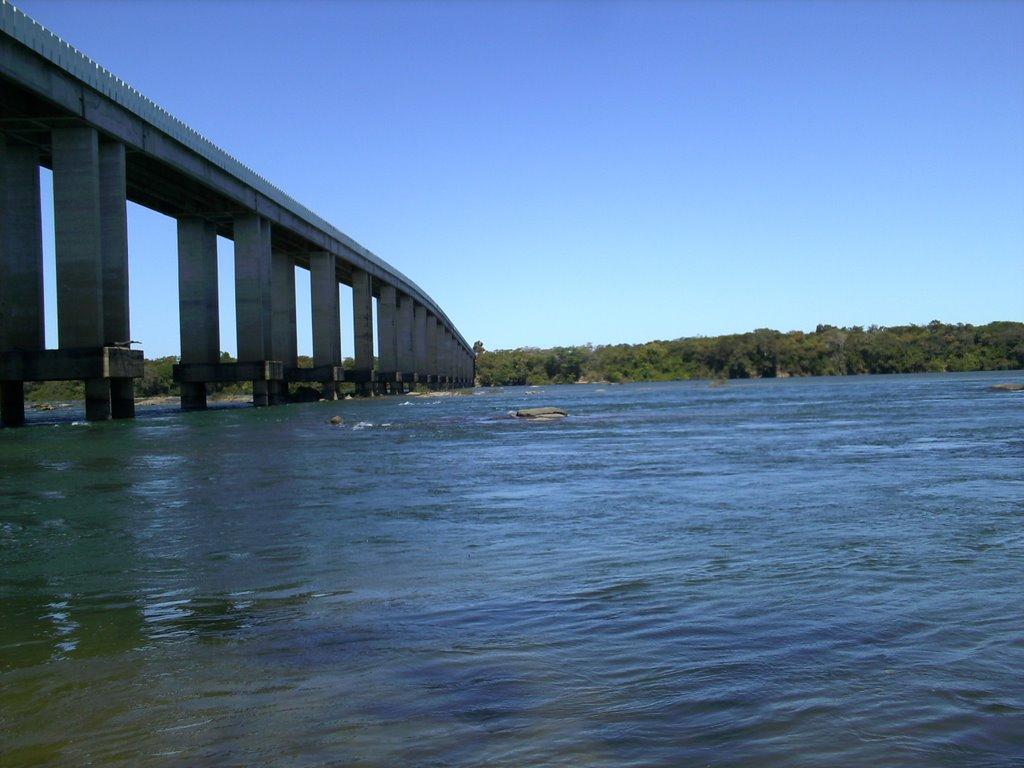 Corpo encontrado na margem do rio Tocantins em Peixe é identificado