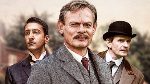 'Arthur & George', cruzada de Sir Arthur Conan Doyle, chega ao Film & Arts