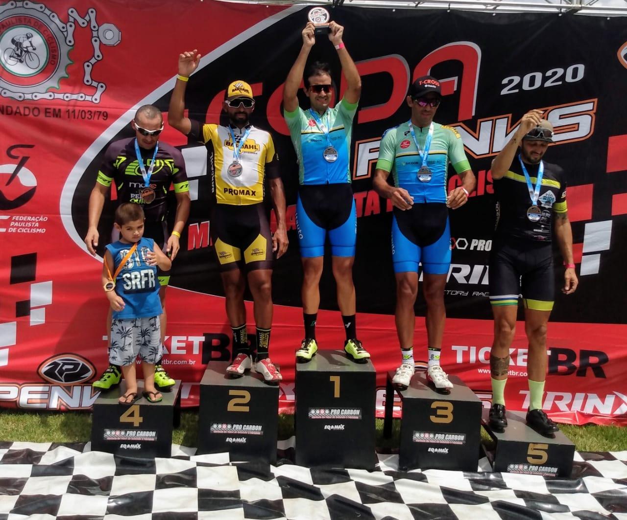 Ciclista Promax Bardahl é vice-campeão da segunda etapa da Copa Penks 2020