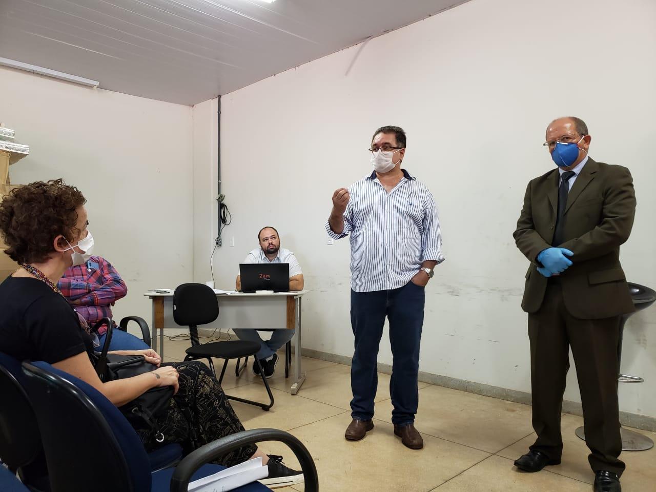 Durante reunião em Colinas, MPTO se manifesta pela manutenção de decreto municipal que impõe isolamento social