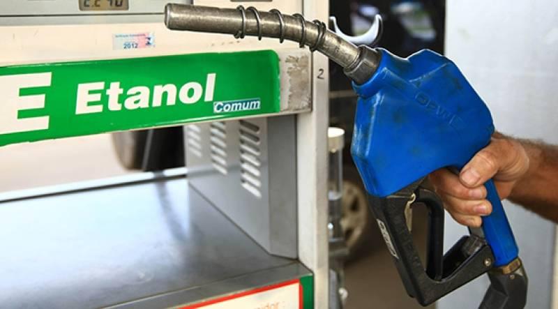 Etanol recua enquanto a gasolina chega a variar 28% na Região Norte