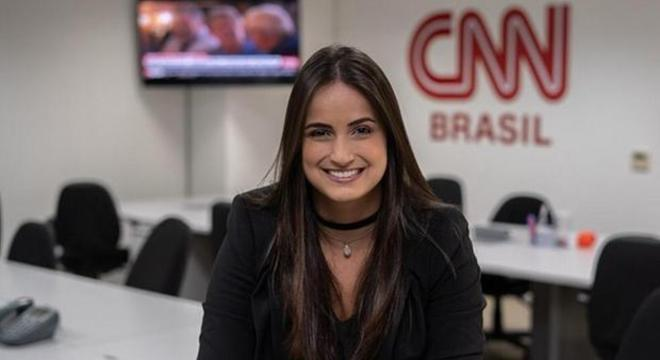 Com coronavírus, Mari Palma se afasta da CNN ao lado do namorado