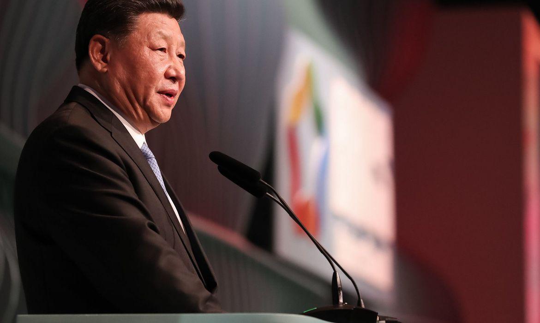 Países devem unir forças e proteger economia diz presidente da China