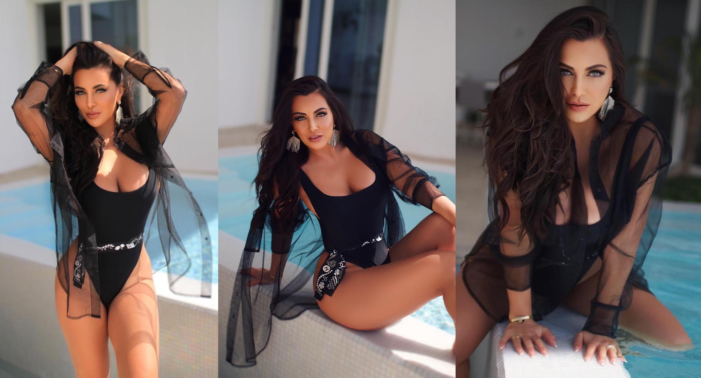 Ex-bailarina do Gugu conta como é a rotina das mulheres estrangeiras na quarentena em Dubai