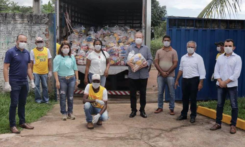Governo do Tocantins garante segurança alimentar a estudantes da rede estadual e à famílias de baixa renda