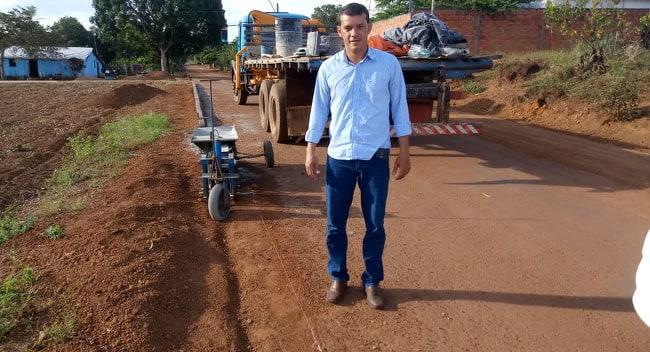Marianópolis do Tocantins desafia crise e se torna um canteiro de obras