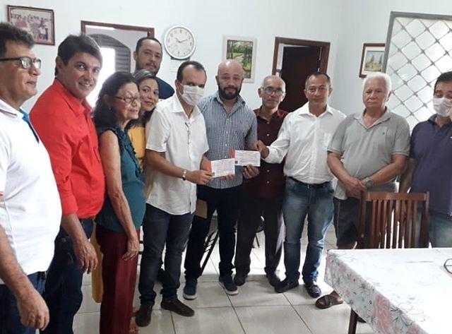 MDB filia prefeitos e lideranças em vários municípios do Tocantins