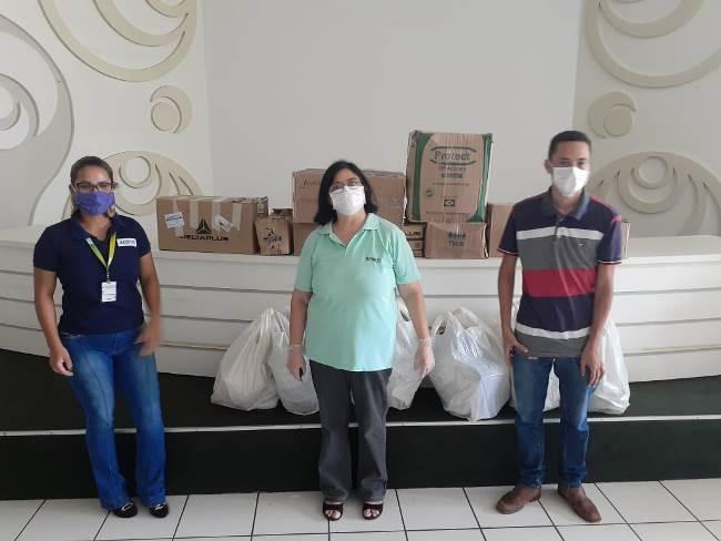 Força tarefa de enfrentamento à Covid-19 em Paraíso recebe mais doações de equipamentos