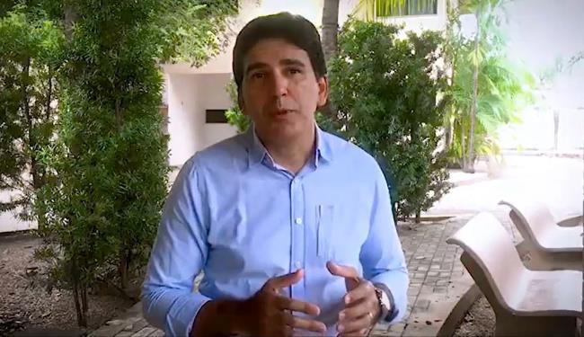 Professor Júnior Geo anuncia pré-candidatura a prefeito de Palmas
