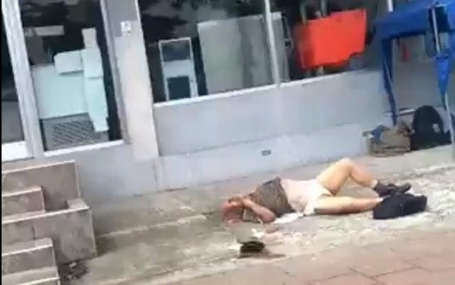 Covid-19: Corpos de vítimas tomam conta das ruas do Equador; assista