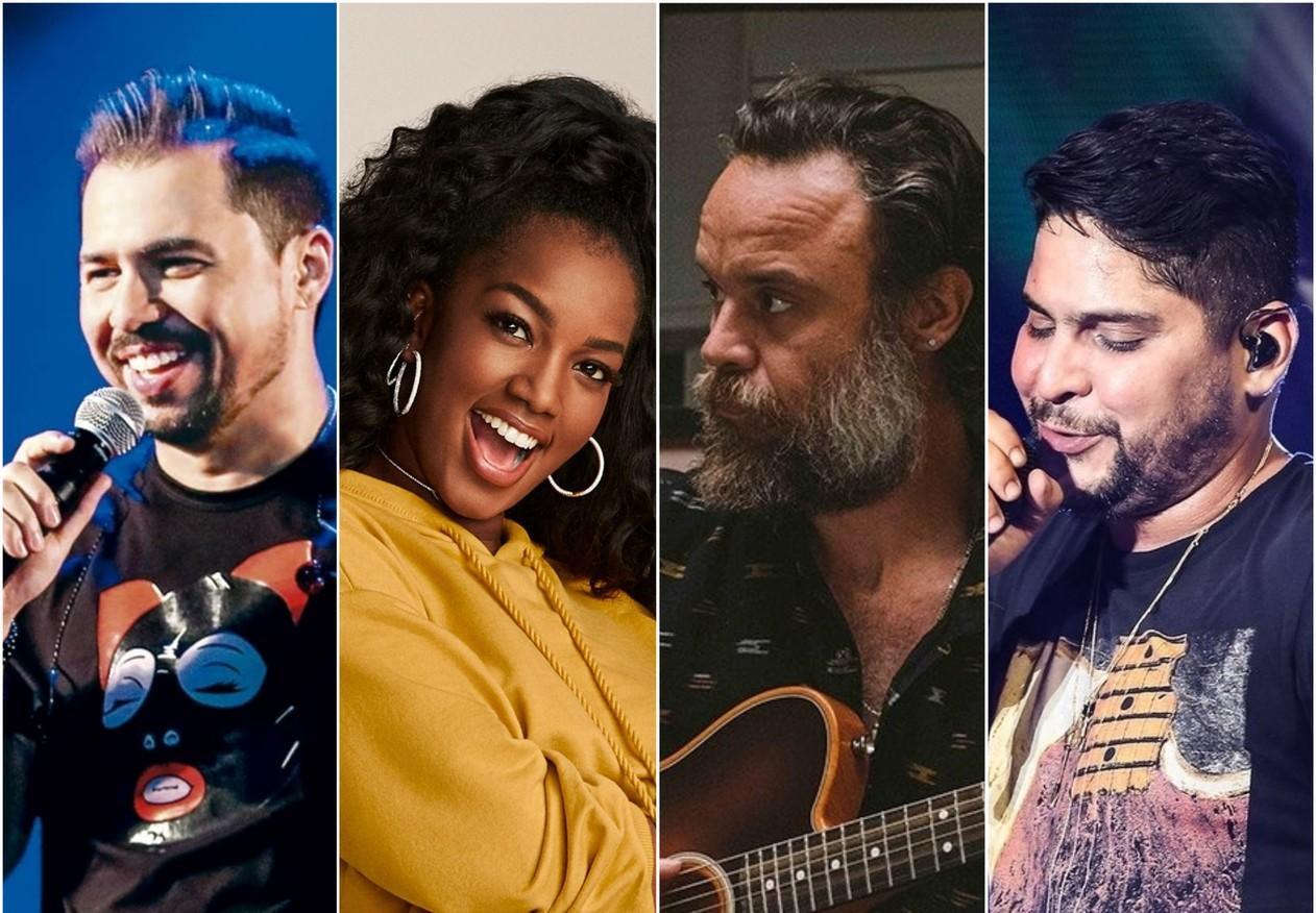 Jorge & Mateus, Iza, Xand Avião, Rodrigo Amarante e mais lives shows para ver em casa