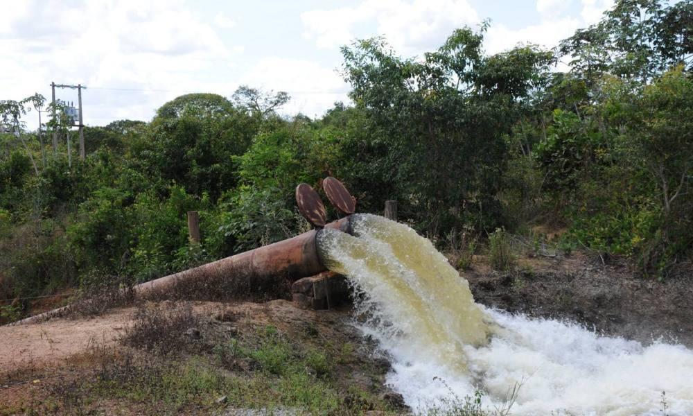 Sustentabilidade do cerrado aliada ao uso dos recursos hídricos