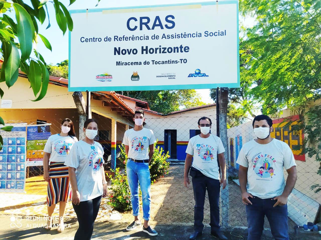 Secretaria Municipal de Assistência Social lança Programa Criança Feliz em Miracema