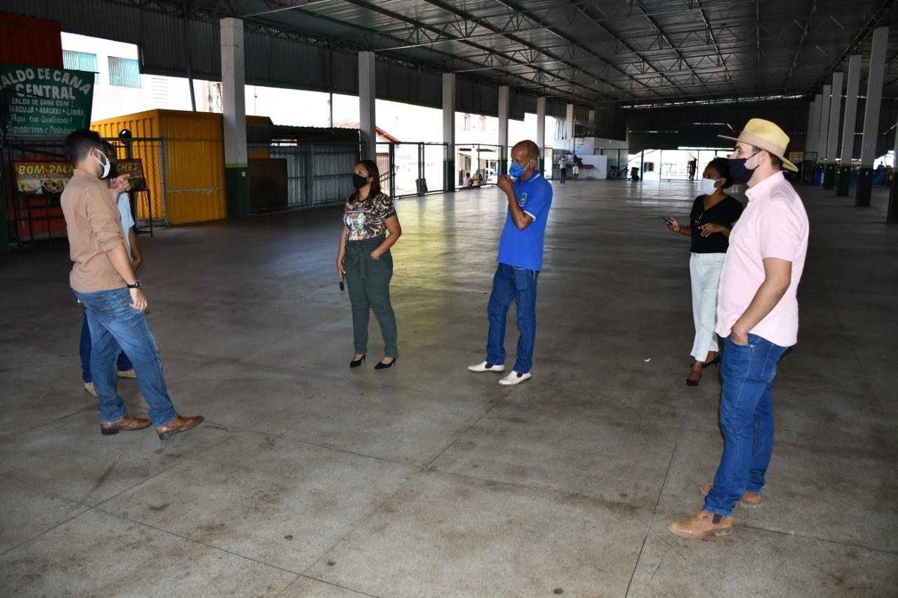 Prefeitura de Paraíso e SENAR firmam parceria para a realização do Projeto Feira Segura