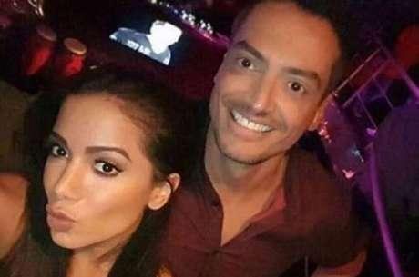 Anitta diz ter sido ameaçada por Leo Dias e áudios polêmicos vazam