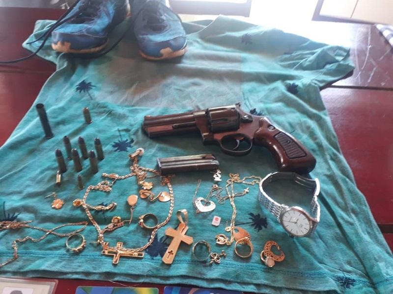 Polícia Civil do Tocantins prende suspeito de latrocínio tentado ocorrido em Itaporã