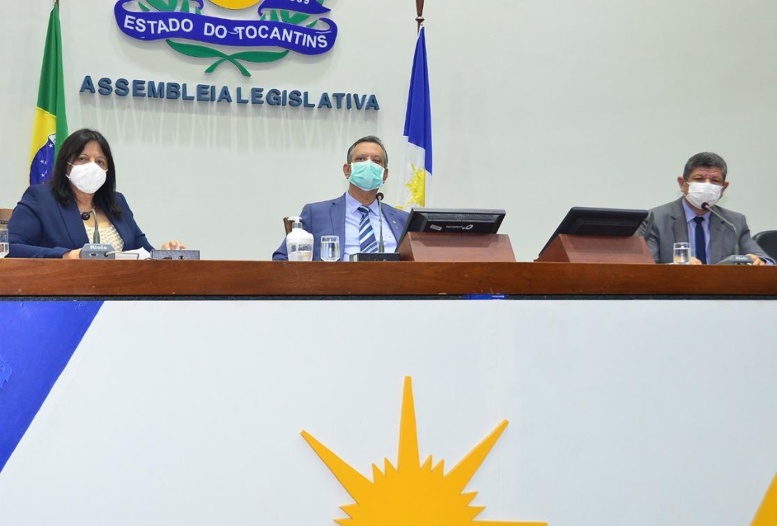 Deputados reconhecem calamidade pública em mais oito municípios