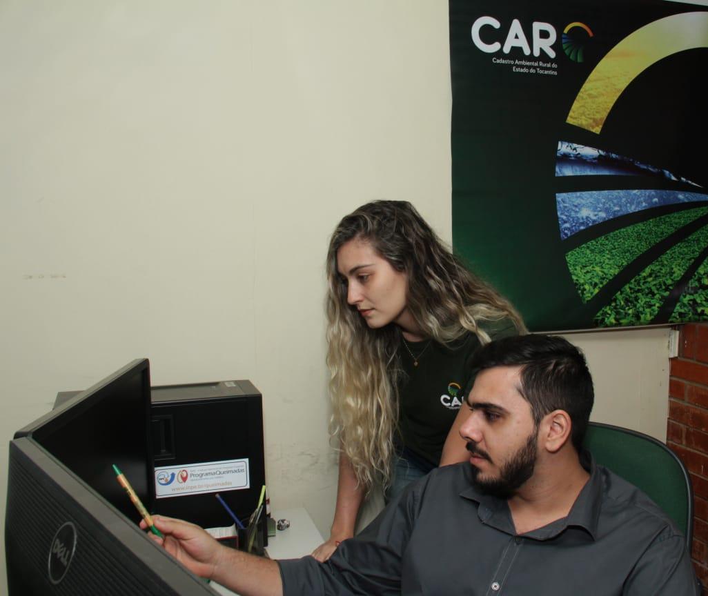 Meio Ambiente disponibiliza mapas de propriedades que apresentam conflitos no CAR
