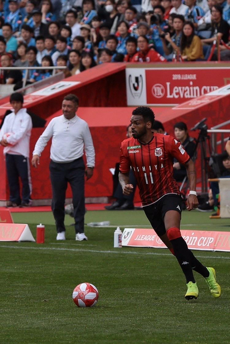 Com confirmação do Campeonato Japonês, Anderson Lopes aguarda abertura da imigração para retorno