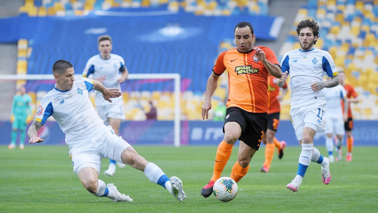 """Ismaily fala sobre volta do futebol na Ucrânia e declara: """"Foi um jogo realmente diferente"""""""