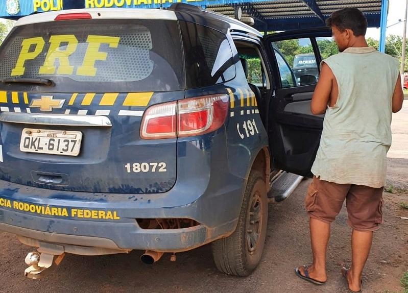 PRF encontra pessoa que há 5 meses estava desaparecido da família
