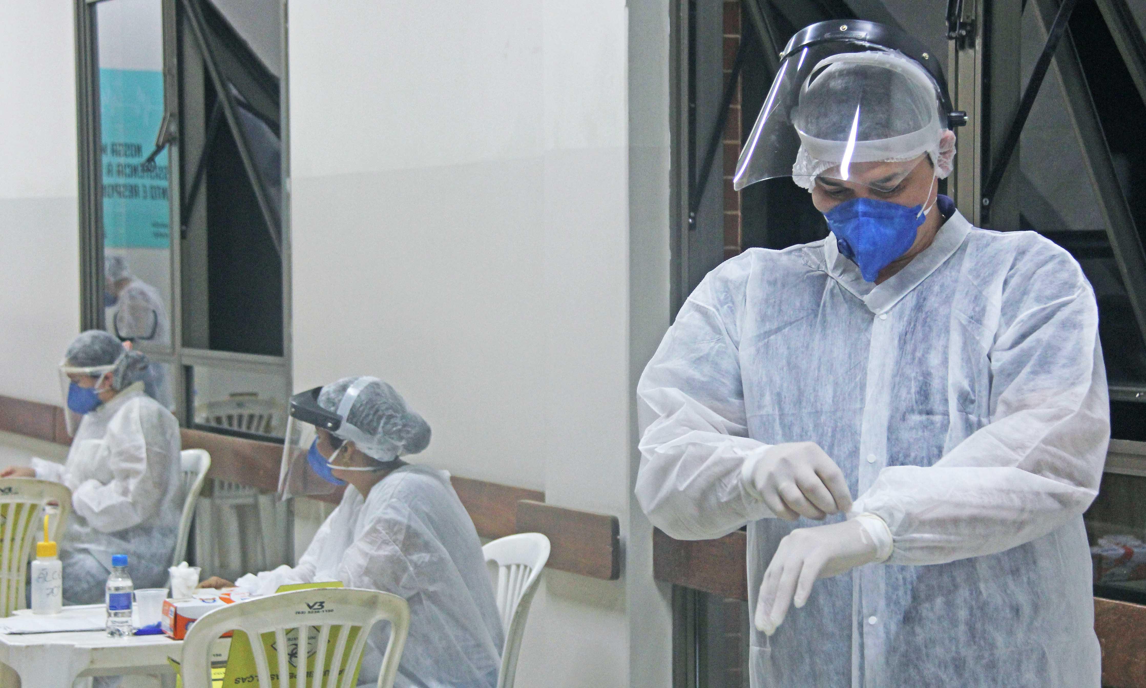 Governo do Tocantins se antecipou e pediu que órgãos fiscalizadores apurassem possível prática de sobrepreço na venda de máscaras