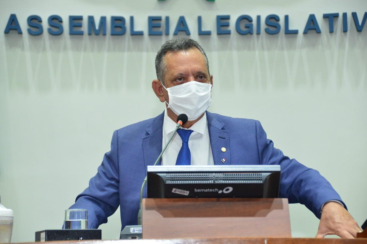 Antônio Andrade é reeleito presidente da Assembleia Legislativa por unanimidade