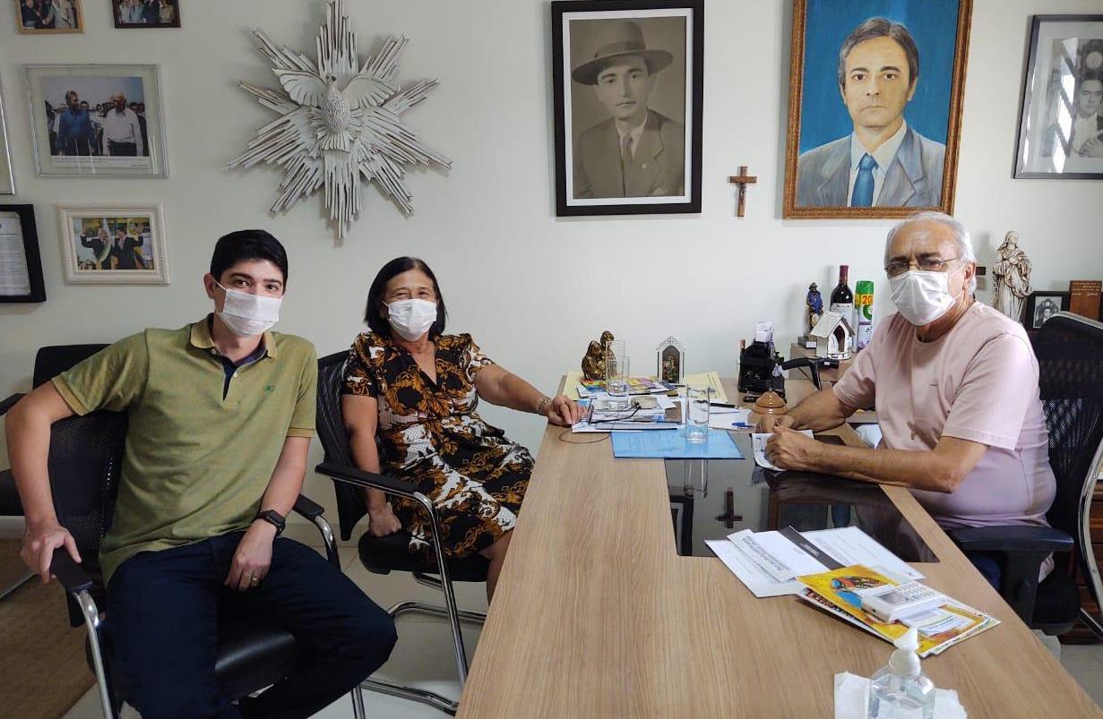 Celso Morais apresenta nome de Raquel Ogawa para apreciação do MDB como vice em Paraíso