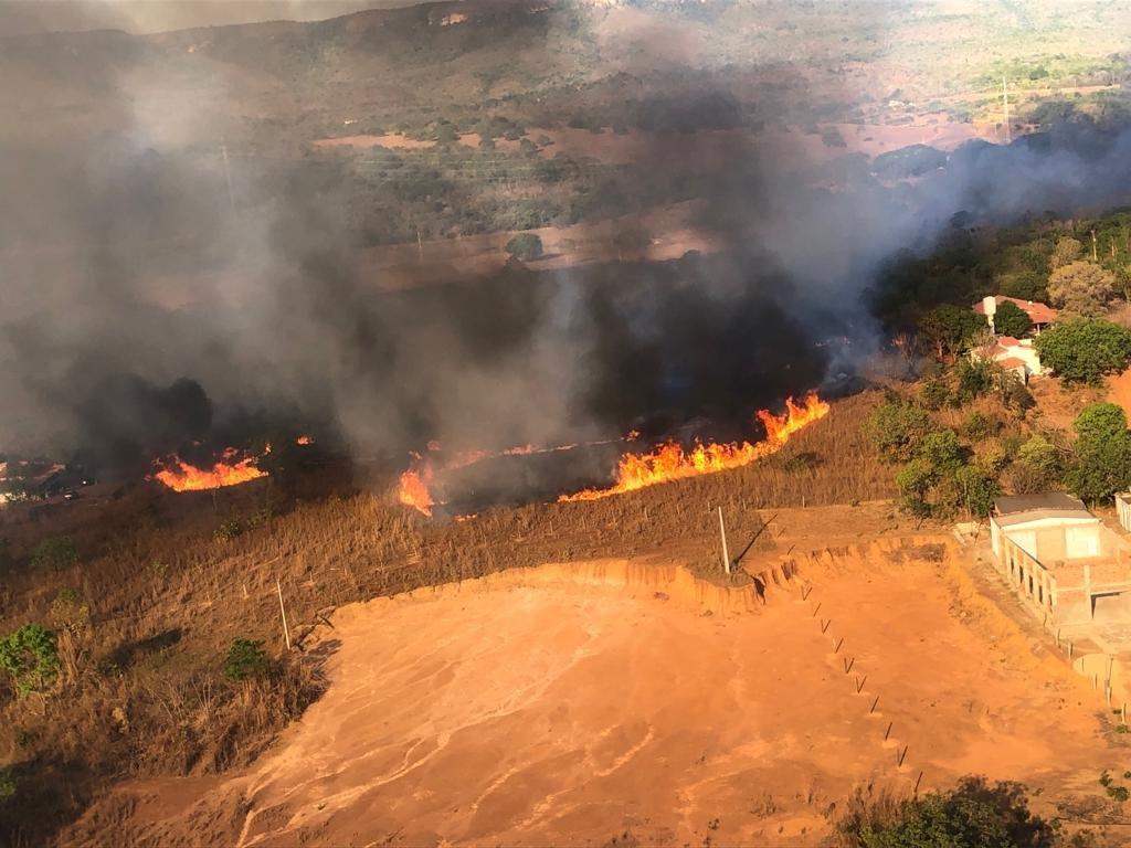 Semarh disponibiliza mapas com a frequência de queimadas nas proximidades das rodovias do Tocantins