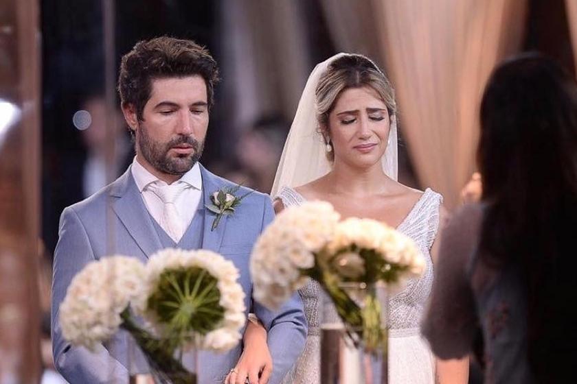 Acaba em barraco o casamento da filha de Leonardo com Sandro Pedroso