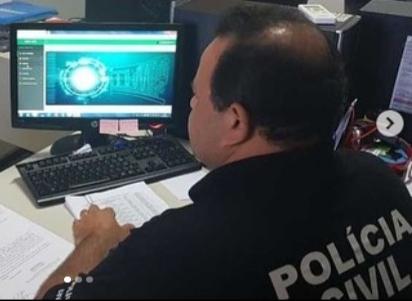 Polícia Civil do Tocantins orienta sobre prevenção e denúncias de crimes cibernéticos