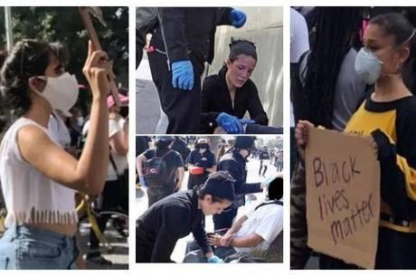 Famosos aderem a protestos gerados pela morte de George Floyd
