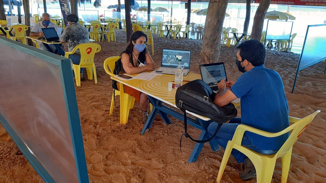 1ª Rodada de Negócios do Turismo reúne empresários de Palmas e Taquaruçu