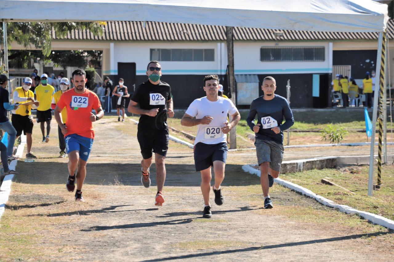 211 pré-selecionados comparecem ao teste físico para Guarda Municipal de Araguaína