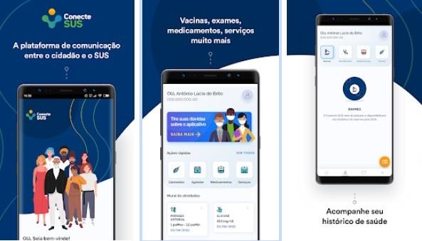 APP do SUS vai monitorar coronavírus com tecnologia de Google e Apple