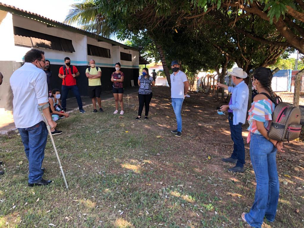 Teste físico dos candidatos à Guarda Municipal de Araguaína será realizado neste fim de semana