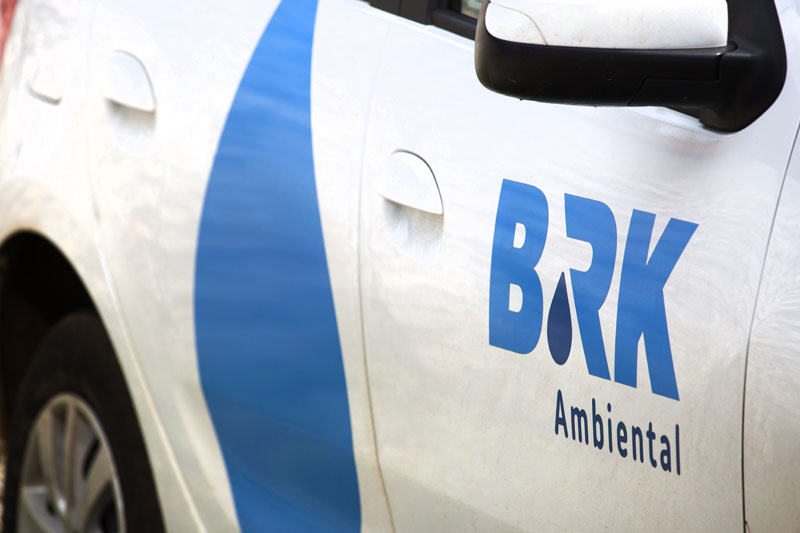 BRK Ambiental substitui redes de grande porte na nova NS-10 em Palmas