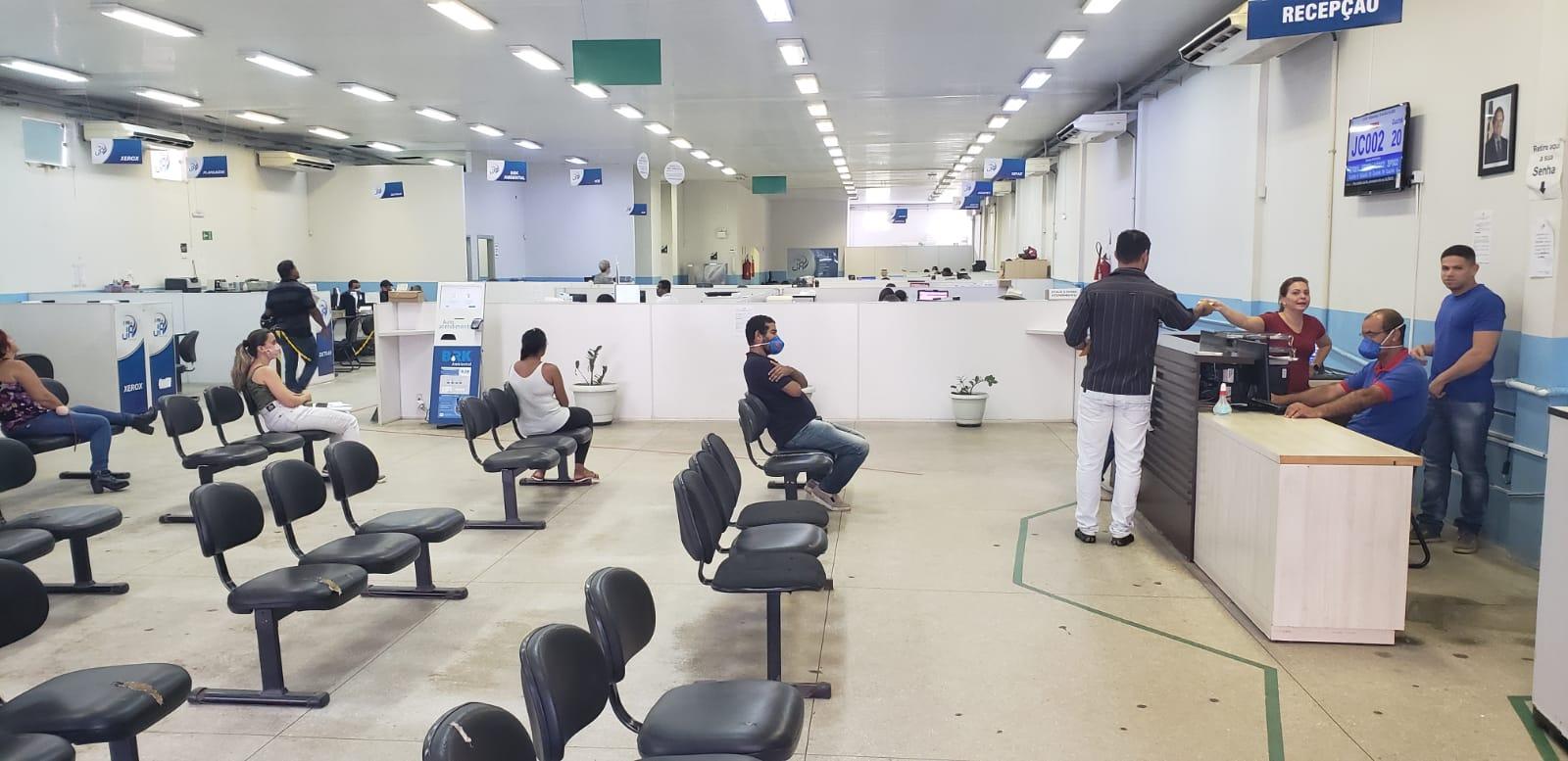 É  Pra Já retoma atendimento em horário normal nas cidades de Araguaína e Gurupi