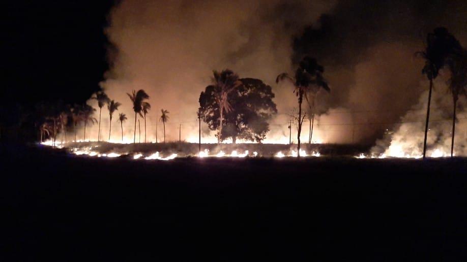 Prefeitura intensifica fiscalização para reduzir focos de incêndio em Araguaína