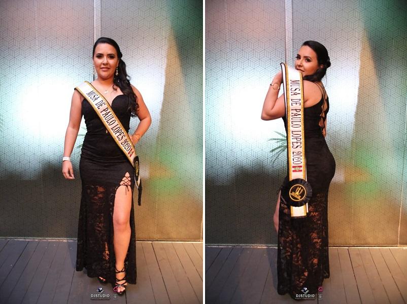 Ingrid Carlsem disputa para Musa de Santa Catarina 2020 pela cidade de Paulo Lopes