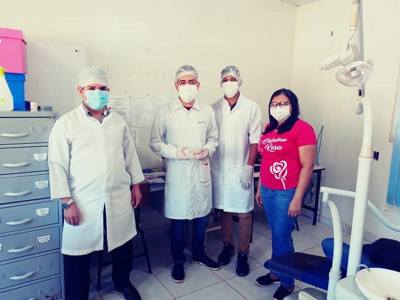 Prefeitura de Marianópolis beneficia dezenas de moradores com próteses dentárias através do programa Brasil Sorridente