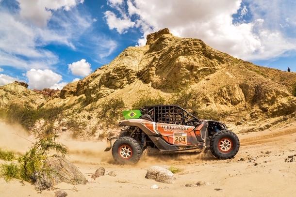 Território Motorsport é 1ª equipe brasileira inscrita no South American Rally Race 2021