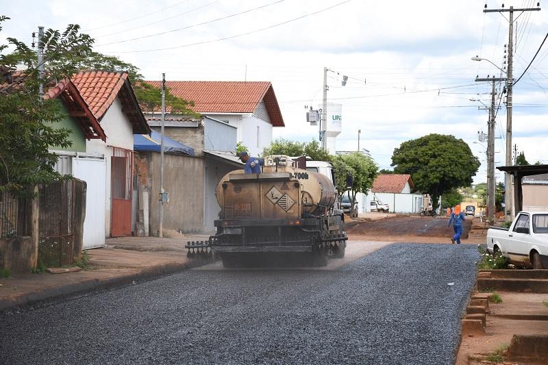 Prefeitura de Paraíso entrega e mantém obras mesmo durante pandemia