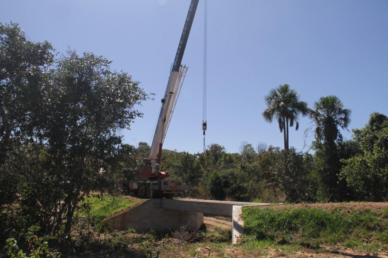 Governo do Tocantins intensifica obras de melhorias de estradas vicinais em Palmas e outros quatro municípios