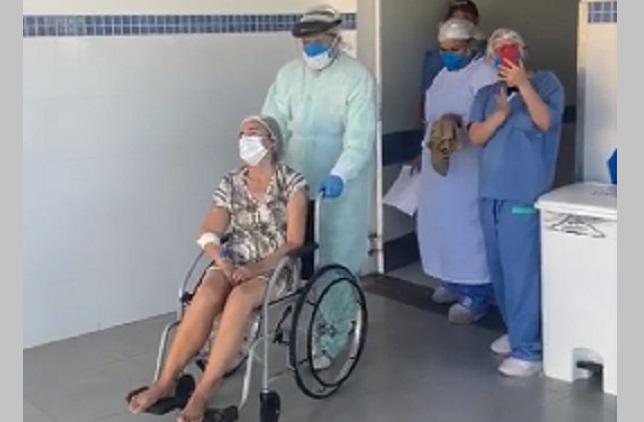 Mulher morre com Covid-19 horas após ser liberada do Hospital Regional de Gurupi